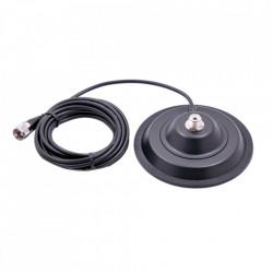 Baza magnetica Megawat 145pl cu cablu inclus 4m