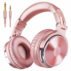 Casti Audio Over Ear Stereo OneOdio Pro-10, Studio & DJ Pink, Wired, Tehnologie Shareport