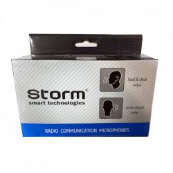 Microfon Statie Radio CB, conector 4 pini, Dinamic Storm, compatibil President