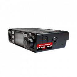 Statie Radio CB Avanti Delta Power version, VOX foto lateral