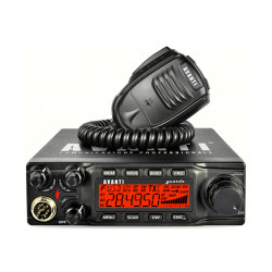 Statie HAM Radio Avanti Guarda, AM / FM, USB / LSB, Clarifier, Garantie 5 ani, Programabila PC