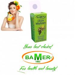Ulei Esential de Menta Salbatica, natural, pentru aromoterapie, cosmetica, baie, masaj, foto3