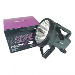 Proiector reincarcabil Foton L30 LED 30W, ultra-luminos, 2000 lumeni, acumulator Litiu 7.4V