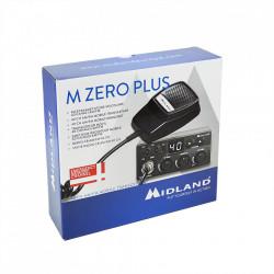 Statie CB Midland M Zero Plus, RF Gain