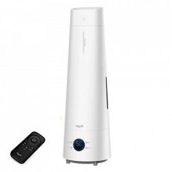 Umidificator Aer cu Ultrasunete Deerma LD220 Smart Humidity Control, telecomanda, Control Automat Umiditate, Aromoterapie, 4L