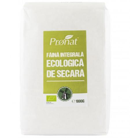 Eco/Bio faina integrala de secara 1kg Pronat