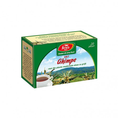 Ghimpe ceai 20 plicuri Fares