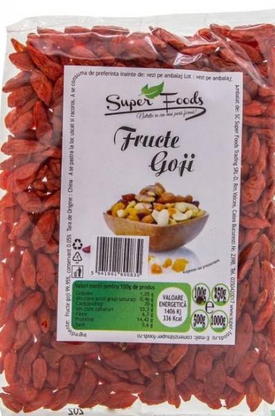 Goji 100g Super Foods