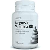 Magneziu vitamina B6 x30cp Alevia