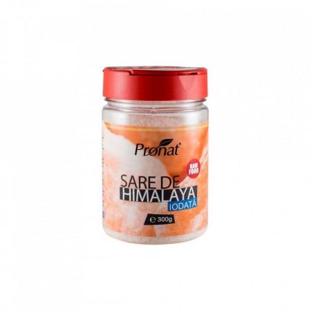 Sare de Himalaya cu iod 300g Pronat