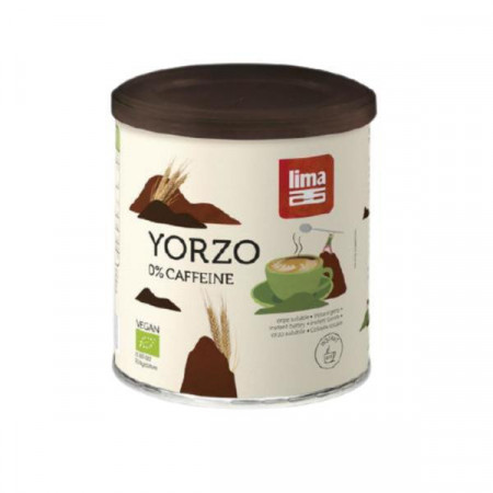 Cafea din orz Yorzo instant Eco 125g