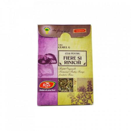 Ceai fiere si rinichi Farago 50g