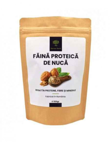 Faina proteica de nuca 500gr Hortus Verdi