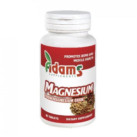Magneziu 375mg. 90 tablete