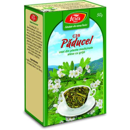 Paducel ceai pg 50g Fares