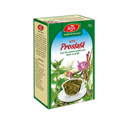 Prostata ceai pg 50g Fares