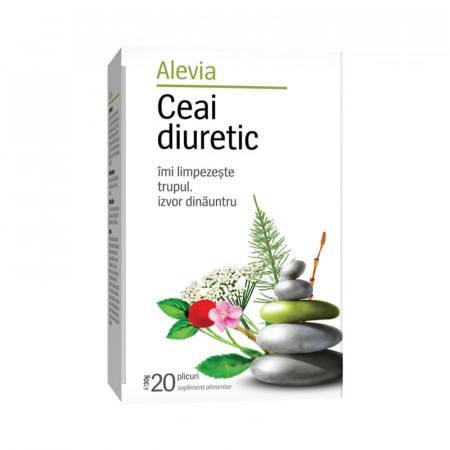 Ceai diuretic x20plicuri Alevia