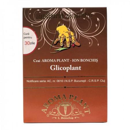 Ceai glicoplant cura 30zile