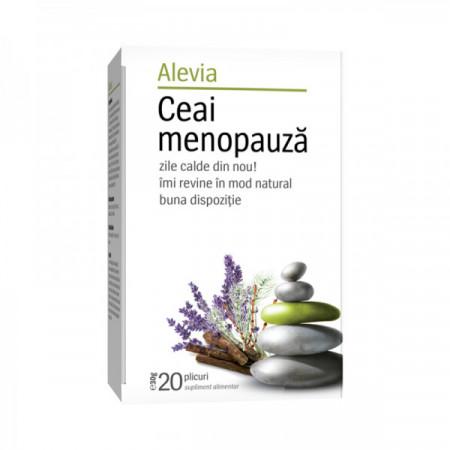 Ceai menopauza x20 plicuri Alevia