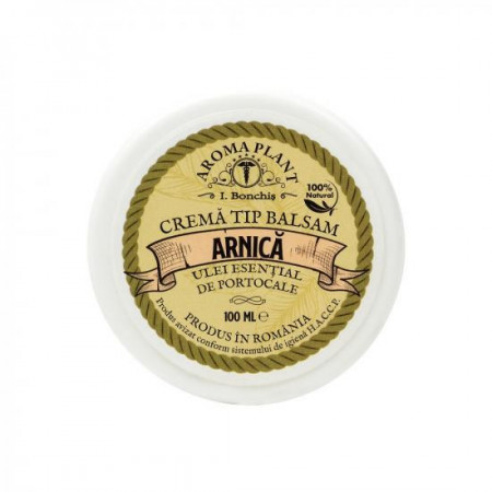 Crema arnica 100gr Aroma Plant