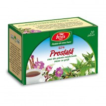 Prostata ceai 20 plicuri Fares