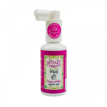 Spray de gat pentru copii si adulti 20ml