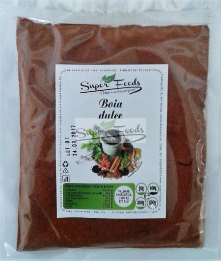 Boia dulce 100g Super Foods