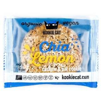 Cookie cu chia si lamaie fara gluten Eco 50g