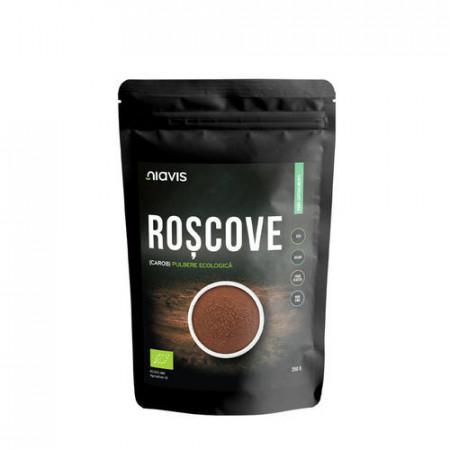 Niavis roscove (carob) pulbere eco/bio 250g