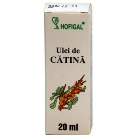 Ulei catina 20ml Hofigal