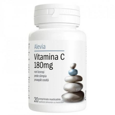 Vitamina C 180mg x20cp Alevia