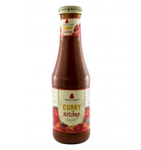 Ketchup cu curry 500ml Zwergenwiese