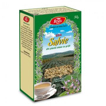 Salvie ceai pg 50g Fares