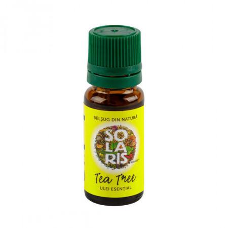 Ulei esential tea tree 10ml Solaris