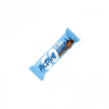 Baton proteic ''active'' cu ciocolata 60g SLY