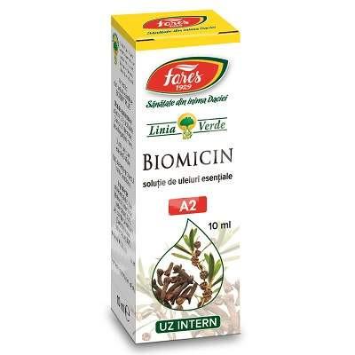 Biomicin sol 10ml Fares