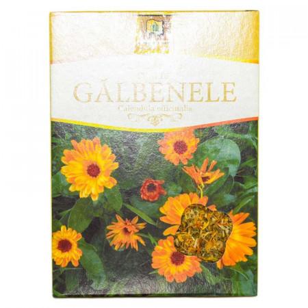 Ceai galbenele flori 50g Stefmar