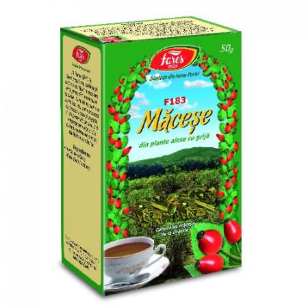 Macese ceai pg 50g Fares