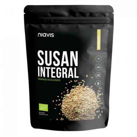 Niavis seminte de susan integral eco/bio 250g
