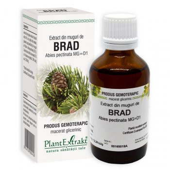 Abies Pect (muguri de brad) 50ml. Plant Med