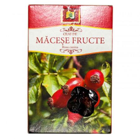 Ceai macese fructe 50g Stefmar