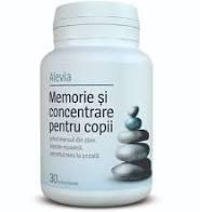 Memorie si concentrare pentru copii x30cp Alevia
