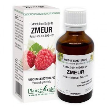 Rubus Idaeus (mladite zmeur) 50ml Plant Extrakt