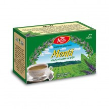 Menta ceai 20 plicuri Fares