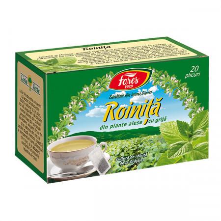Roinita ceai 20 plicuri Fares