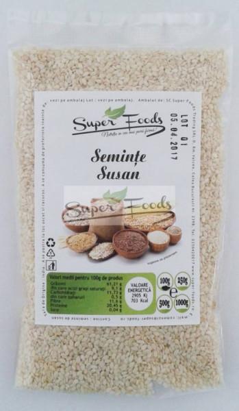 Seminte de susan 100g Super Foods