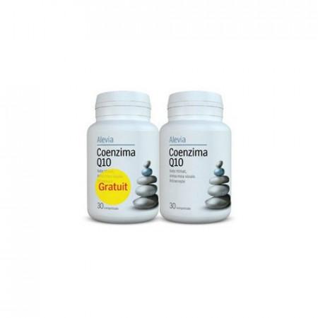 Coenzima Q10 10mg 30+30cps Alevia