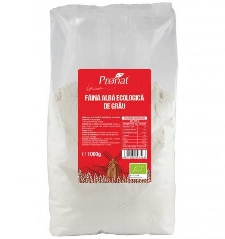 Eco/Bio faina ecologica alba de grau 1kg, tip700 Pronat