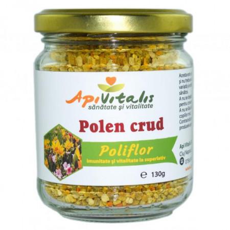 Polen crud poliflor 130g Apivitalis