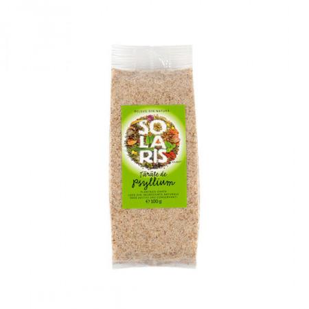 Tarate de psyllium 100gr Solaris